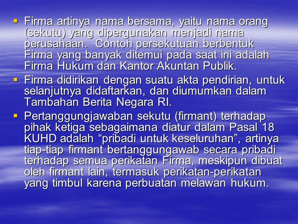 Perseroan Ppt Download