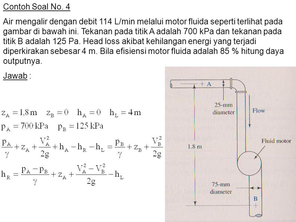 Persamaan Energi Umum Persamaan Bernoulli Tinggi Energi Berat Ppt Download