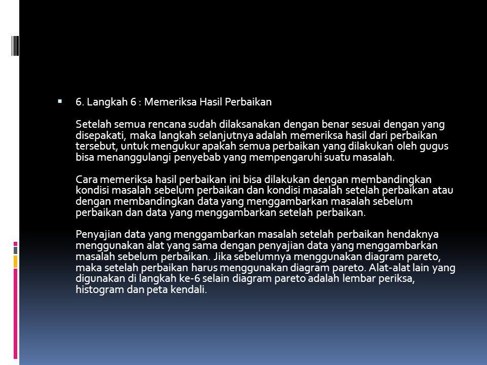 Gugus kendali mutu gkm quality control circle qcc ppt download 43 6 ccuart Choice Image
