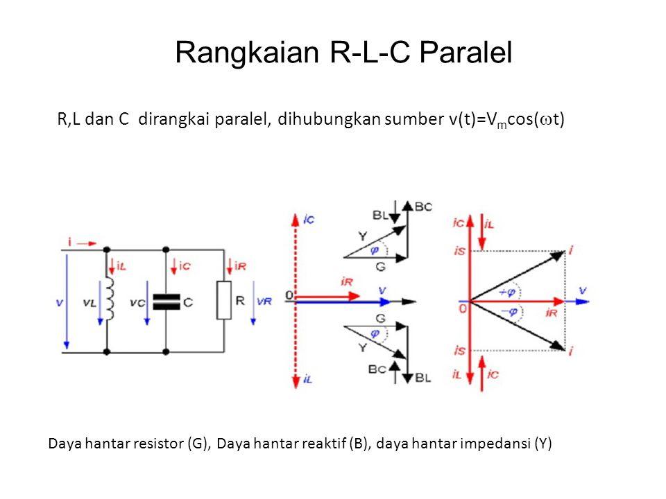 Rangkaian rl rc rlc impedansi dan resonansi ppt download 10 rangkaian r l c paralel ccuart Images