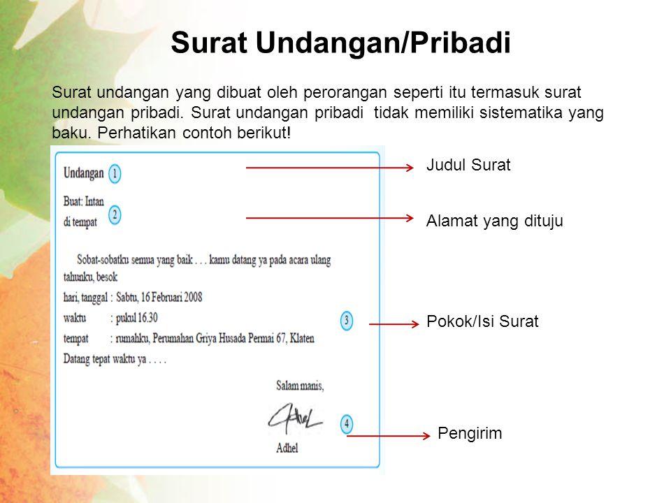 Bahan Ajar Bahasa Indonesia Kelas V Semester I Ppt Download