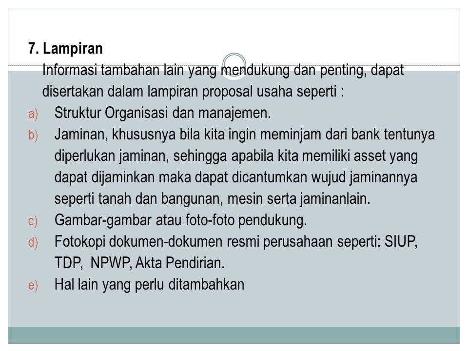 Tugas Proposal Bisnis Waralaba Ppt Download