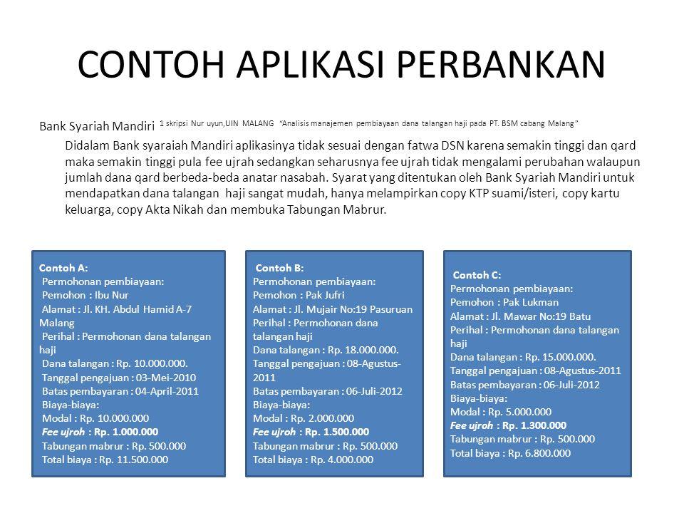 Analisis Dana Talangan Haji Ppt Download