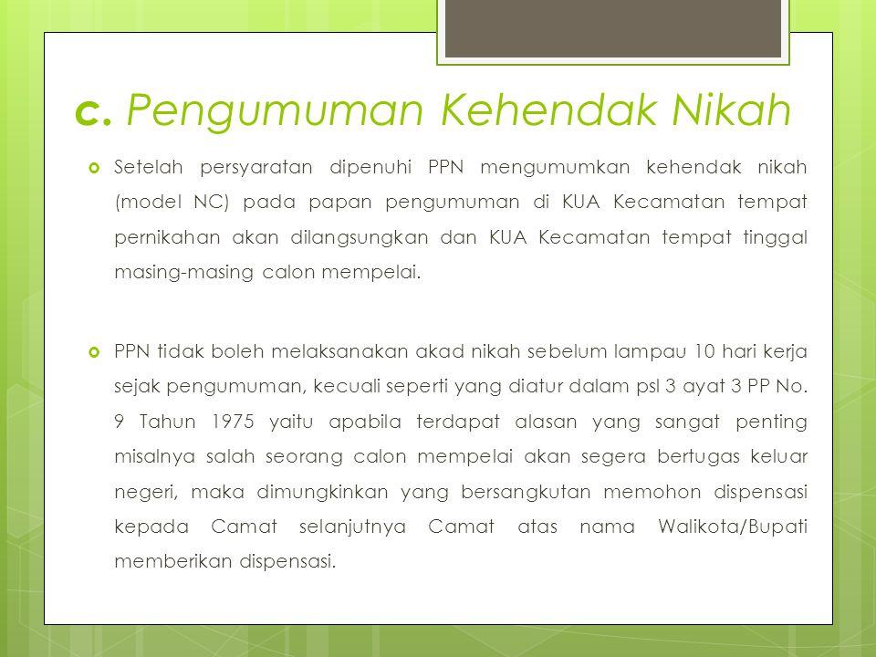 Prosedur Pernikahan Di Indonesia Ppt Download