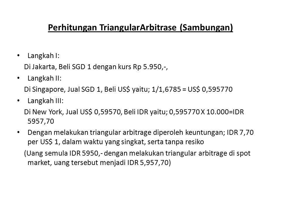 Apa itu Arbitrage Trading ?