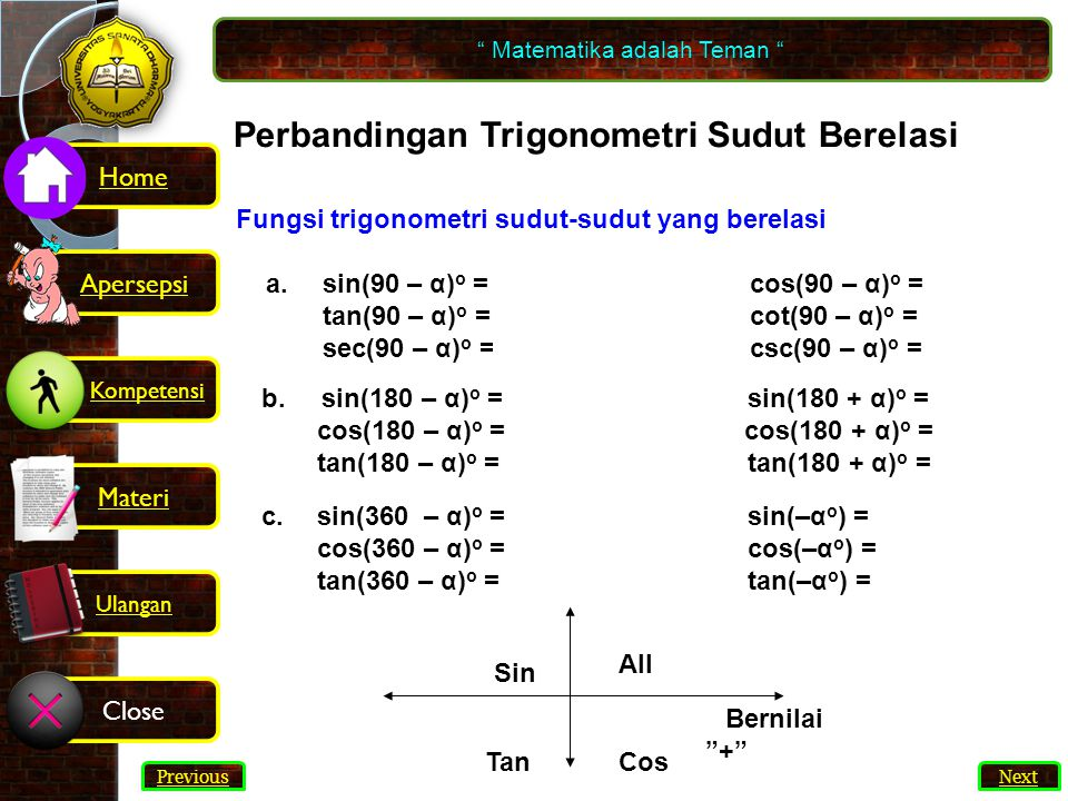 Matematika Sma Kelas Xi Ipa Ppt Download