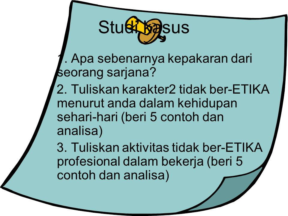 Etika Profesi Mei Allif St M Eng Ppt Download