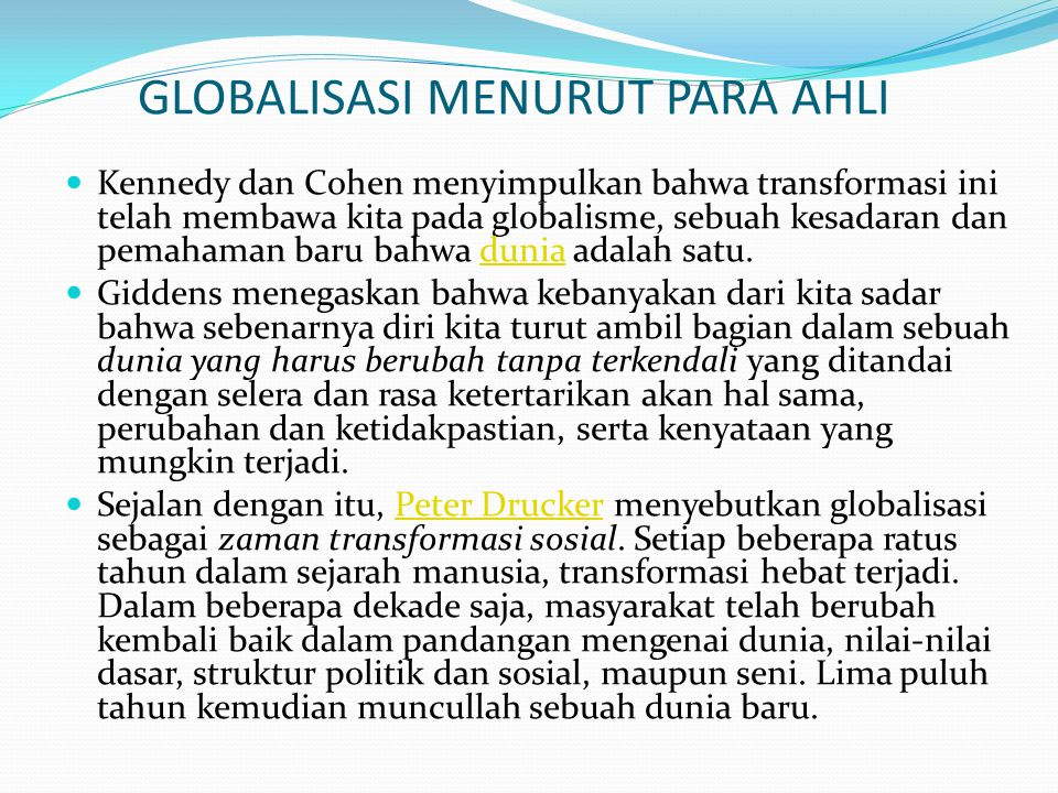 Kewirausahaan Dan Globalisasi Mea Ppt Download