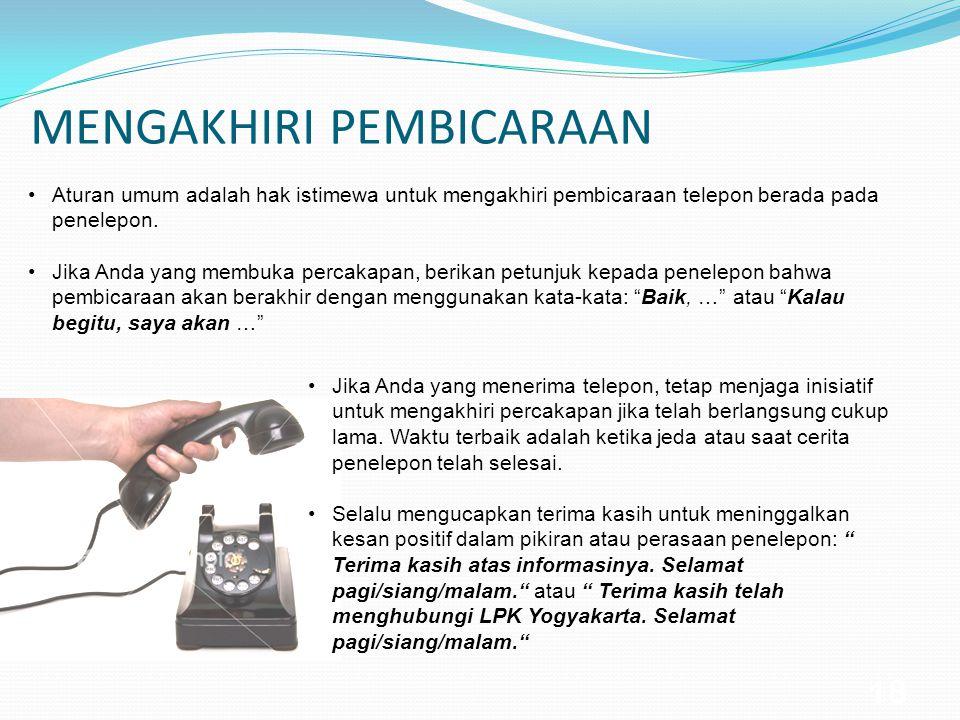 Etika Menerima Tamu Dan Bertelepon Ppt Download