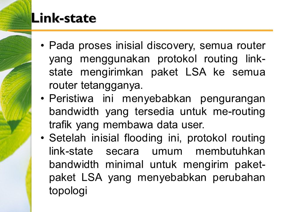 Link-state