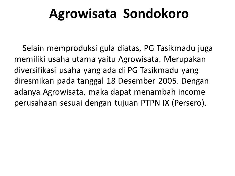 Presentasi Laporan Pkl I Di Ptp Nusantara Ix Persero Pg Tasikmadu