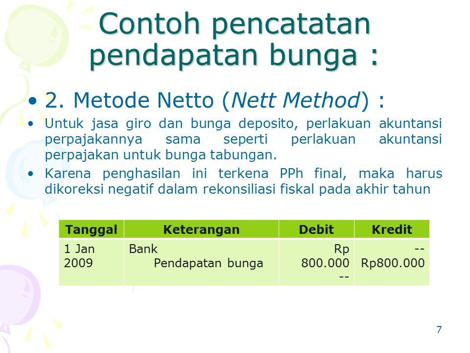 Akuntansi Kas Dan Bank Dan Akuntansi Persediaan Ppt Download