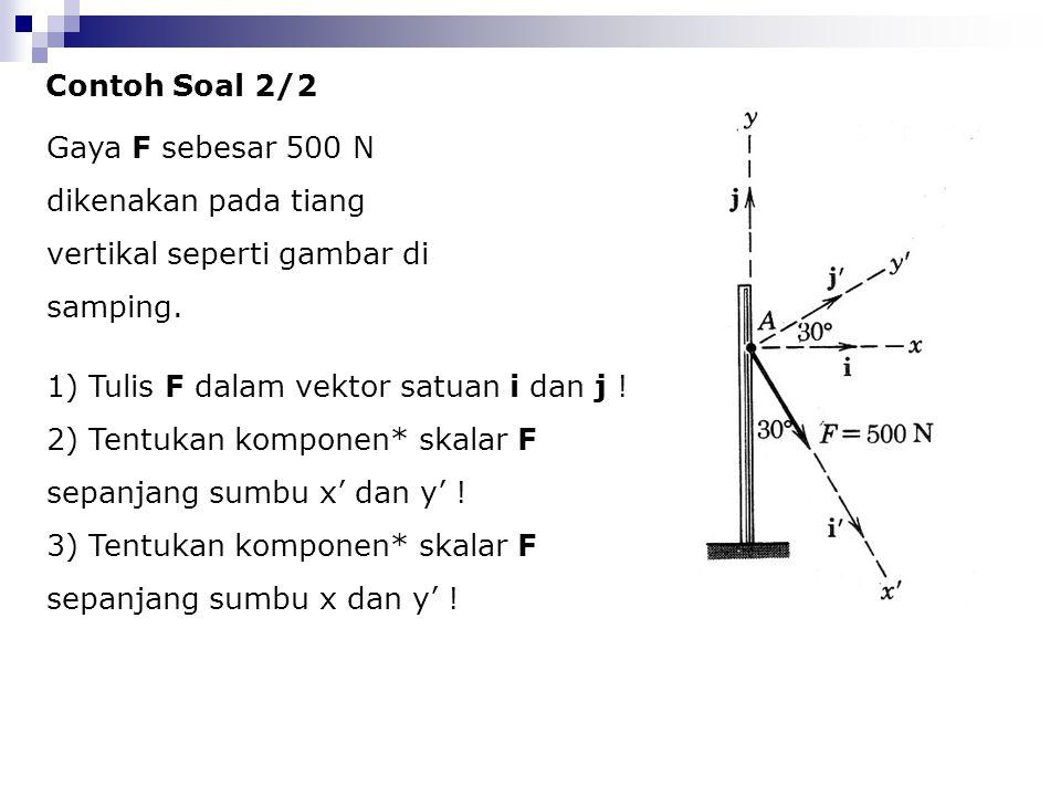 Sistem Gaya 2 Dimensi Ppt Download