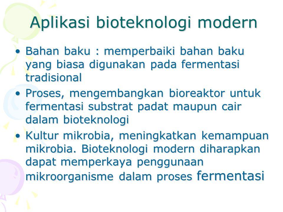 1 Bioindustri Aplikasi Bioteknologi Dalam Bidang Industri Ppt Download