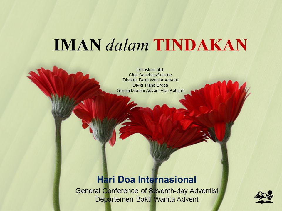 Hari Doa Internasional Ppt Download