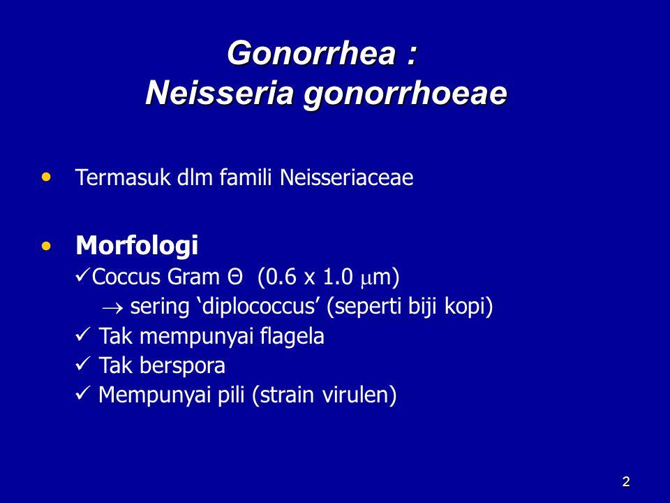 A Trichomonas gonorrhoea vagy sem