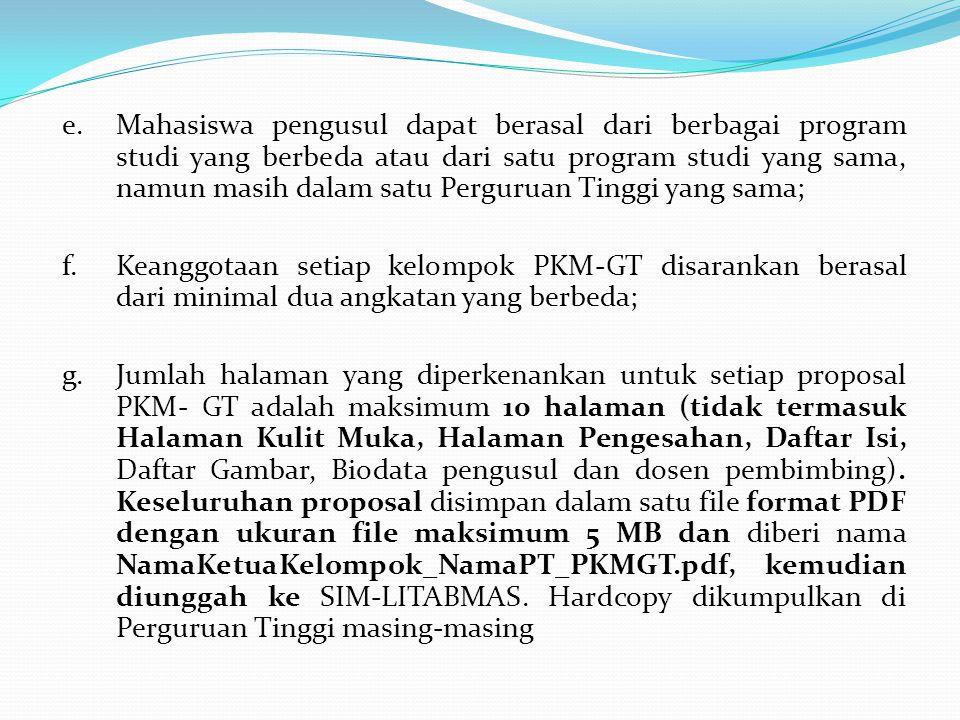 Pkm Gagasan Tertulis Pkm Gt Ppt Download