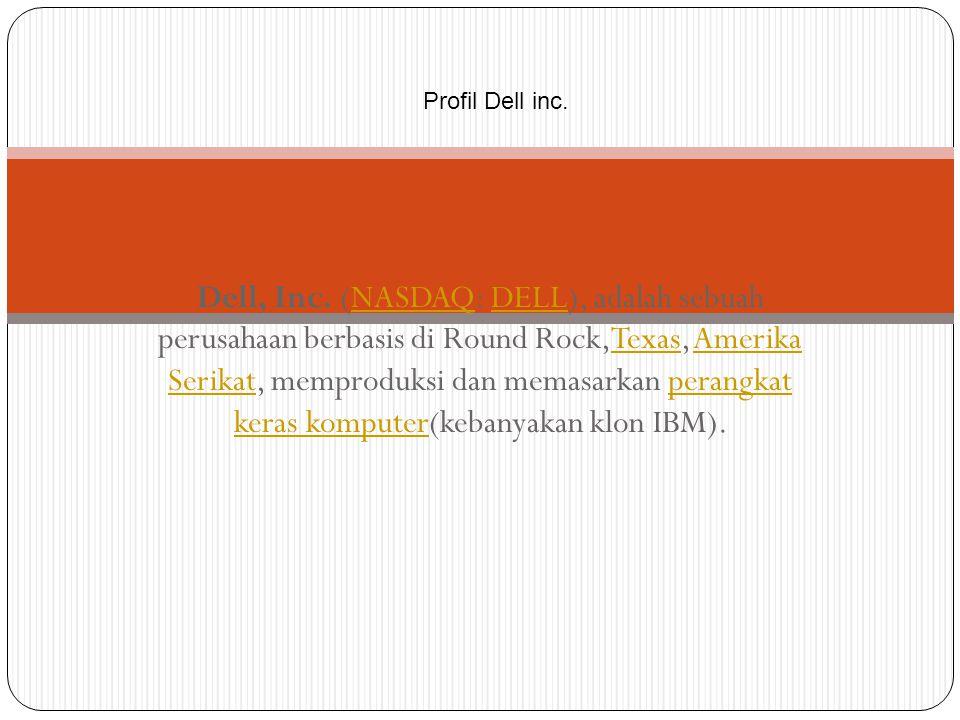 Dell Inc Miya Srihana Sinaga Ppt Download