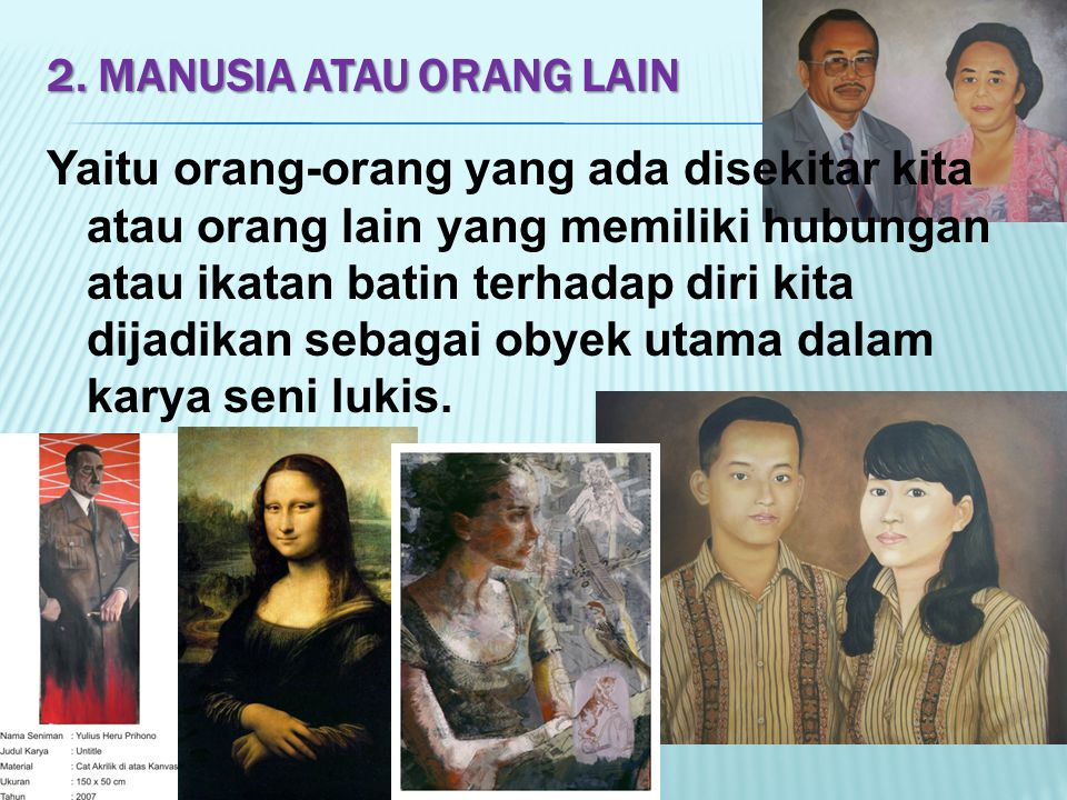 Seni Rupa Ppt Download