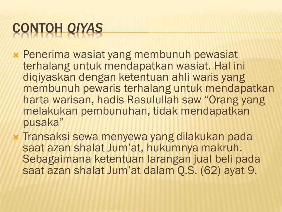 Sumber Hukum Islam Metode Berijtihad Ppt Download