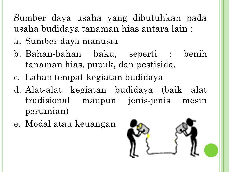 BUDIDAYA (Prakarya dan Kewirausahaan) - ppt download