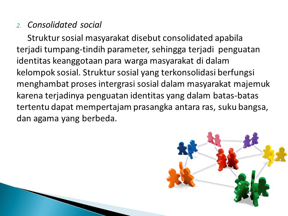 Consolidated social